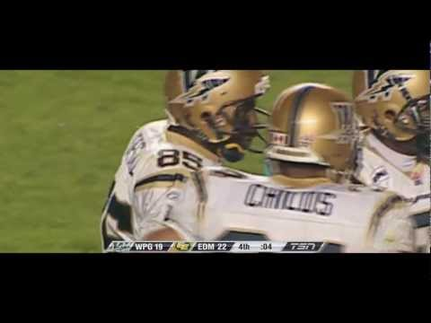 CFL No Lead is Safe - Milt Stegall