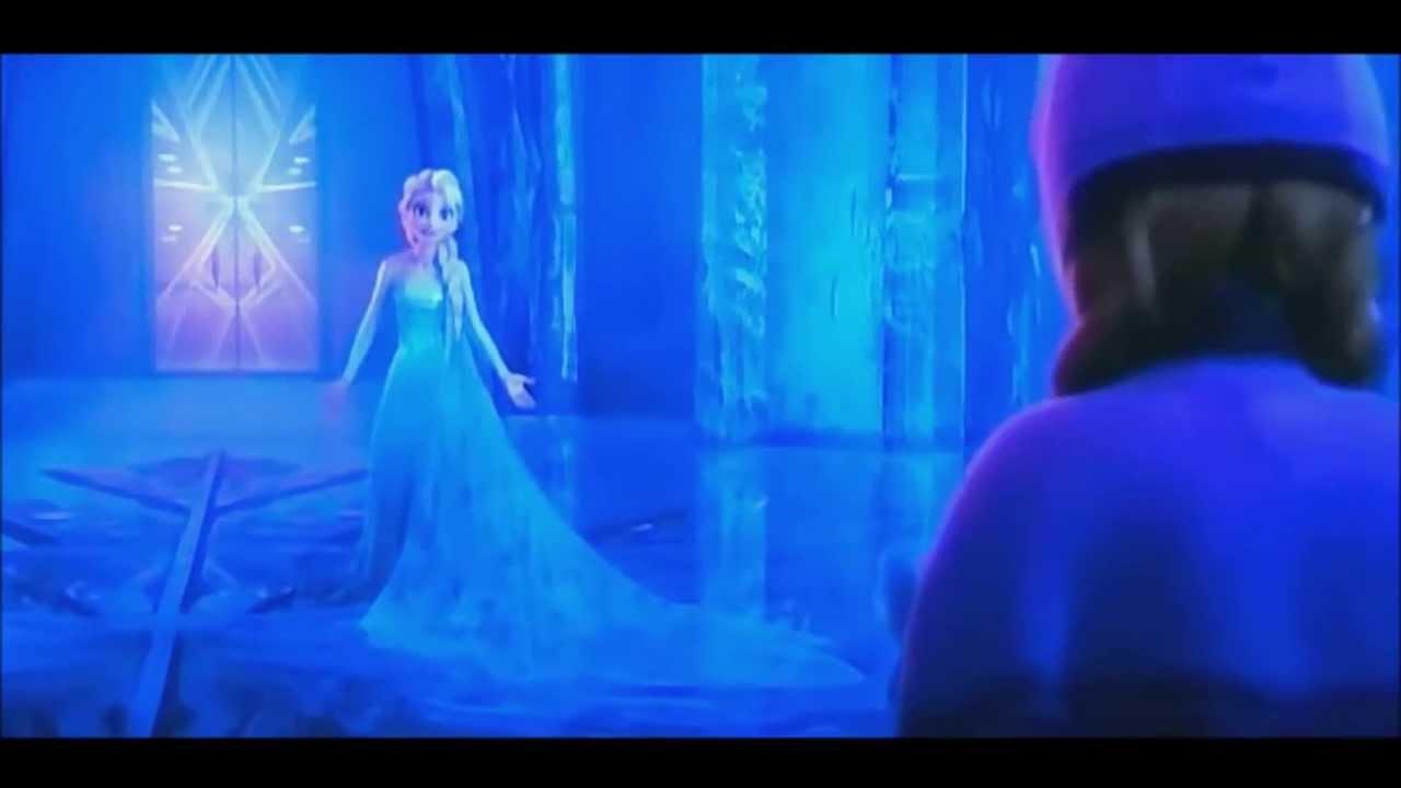 La reine des neiges le renouveau reprise vfq youtube for Bureau reine des neiges