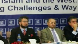 """MUSLIM Institute organized a seminar """"Islam & the West"""