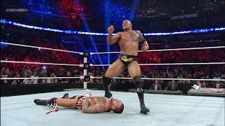 The Rock vs. CM Punk - WWE Championship Match: Elimination Chamber 2013