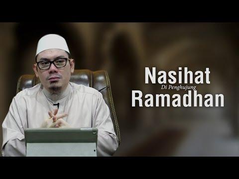 Ustadz Ahmad Zainuddin, Lc - Nasihat Di Penghujung Ramadhan