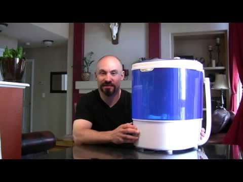 Ezywash Portable Washing Machine by Base Camp