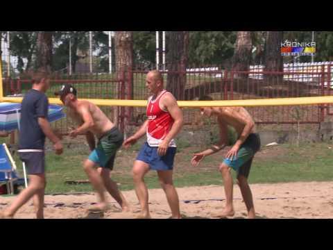 Turniej Siatkówki Plażowej W Kozienicach (30.07.2016)