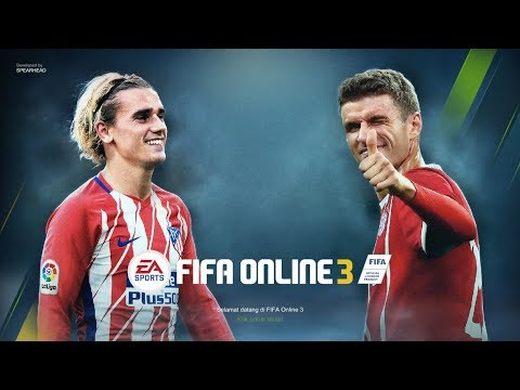 LIVE : FIFA ONLINE 3 (REAL GAME ANALOG)