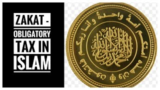 Zakat in Islam compared to tax system of the west