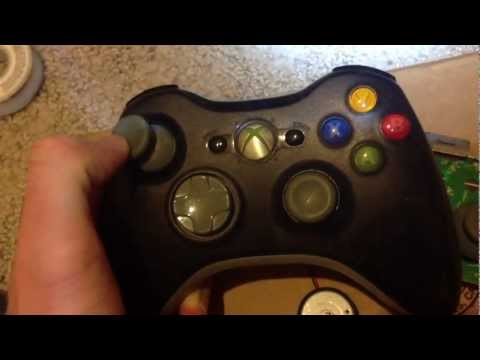 Xbox 360 Controller Stick Drift Fix