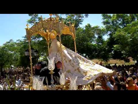 Subida virgen del Espino 2010 (MEMBRILLA)