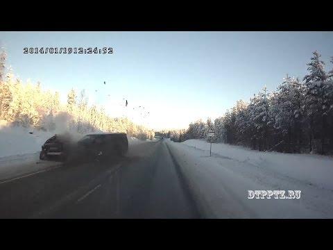 Смертельное ДТП на Севере Карелии