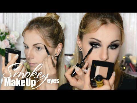 Макияж Смоки Айс | Smokey Eyes MakeUp | Радикальный образ с MAYBELLINE New York