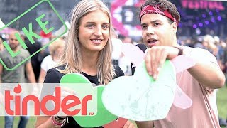 REAL LIFE TINDER #2 (VESTIVAL AMSTERDAM) | Gewoon Doen