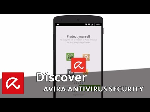 Avira Antivirus Security APK Cover