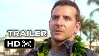 Video clip Aloha Official Trailer #1 (2015) - Bradley Cooper, Emma Stone Movie HD