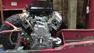 Briggs & Stratton Vanguard First Start (Racing Tractor Engine)