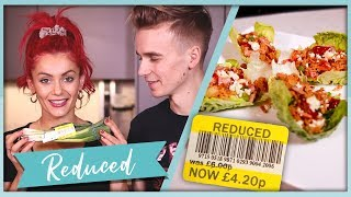 Cooking Using ONLY Reduced Section Ingredients