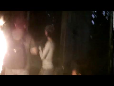 diosa canales se desnuda en guaribe ferias 2014