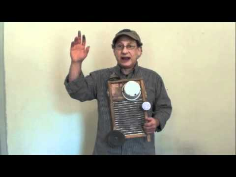 The Washboard, with Dave Fox