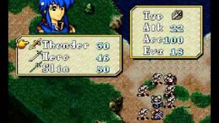 FE4 Ranked Chapter 6 Commentary (Part 1)