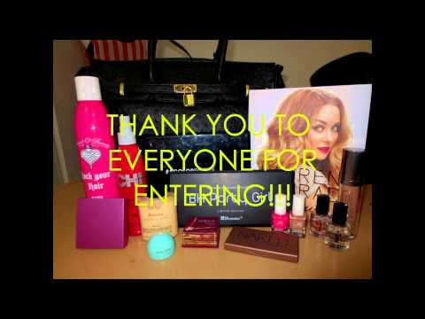 FAVES GIVEAWAY WINNER ANNOUNCED!!