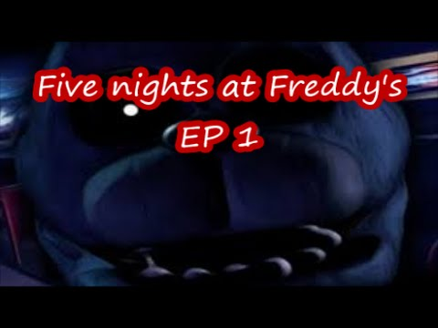 five nights at freedys EP 1:Sexy beast