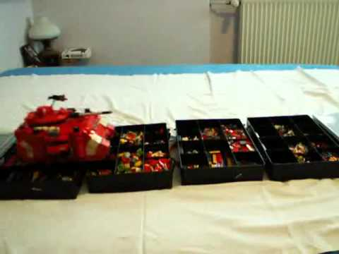 LEGO Space Marines army