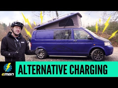 5 Alternative Ways To Charge Your E-Bike Battery | Powering Up On The Move
