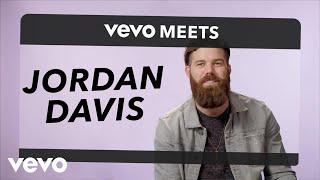Jordan Davis - Vevo Meets: Jordan Davis
