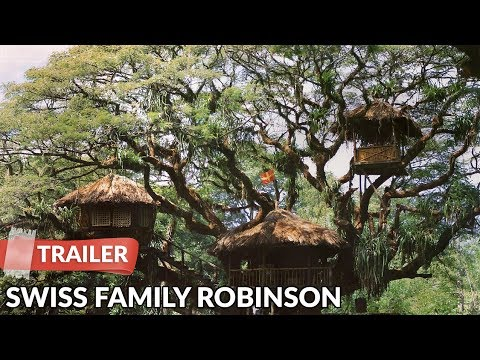 Swiss Family Robinson 1960 Trailer | John Mills | Dorothy McGuire