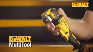 DeWALT Oscillating Tool Accessories from Power Tools UK