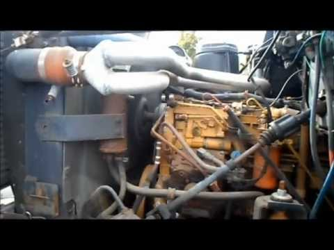 1995 CAT 3116 6.6L 230HP ENGINE ASSEMBLY