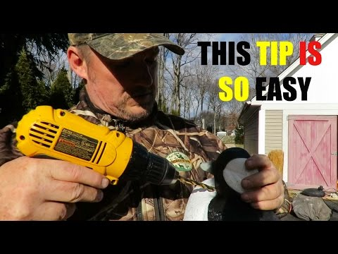 DUCK DECOY TIPS & TRICKS