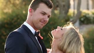 Beautiful, Romantic Palm Springs Wedding - Karen & AJ