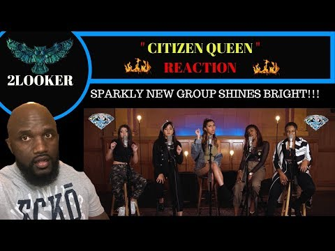 Citizen Queen - No Tears Left to Cry (Cover) 2Looker Reaction MP3