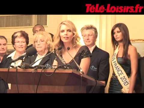 image vidéo Sylvie Tellier :