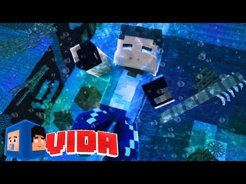 Minecraft : REZENDE MORREU NO TSUNAMI !!! #192 (MINECRAFT VIDA ) thumbnail