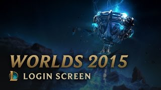 World Championship 2015 | Login Screen - League of Legends