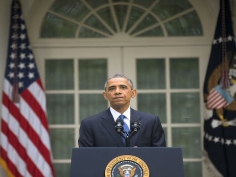 Obama Hails Supreme Court's Gay Marriage Ruling