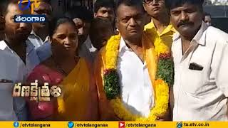 Party MLA Candidates Files Nomination Continues | In Across state