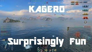 Kagero - Surprisingly Fun