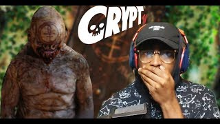 MOVIE NIGHT #18 | The Door in the Woods Crypt TV REACTION