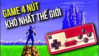 PHÁ ĐẢO GAME 4 NÚT KHÓ NHẤT THẾ GIỚI - NINJA GAIDEN 3 !!!