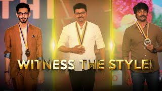 REVEALED! Vijay, Sivakarthikeyan & Anirudh | Witness The Style! | Release Date is Here!