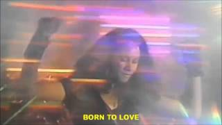 Claudja Barry - Born to love [Lyrics in english]