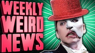 The Broadway Pooper - Weekly Weird News