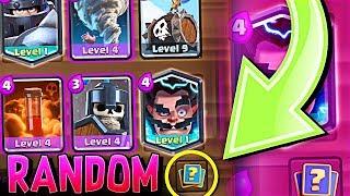Random Decks + Modern Royale = VICTORY MOLT CLASH ROYALE