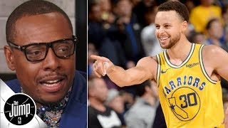 Paul Pierce: Stephen Curry is the MVP | The Jump