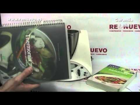 La thermomix de segunda mano youtube - Robot style thermomix ...