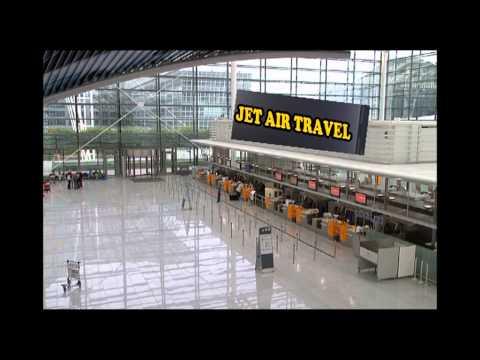 jet air travel add