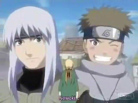 Tsunade y Naruto What I