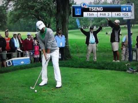 Yani Tseng - A PERFECT Golf Shot - June 8, 2013