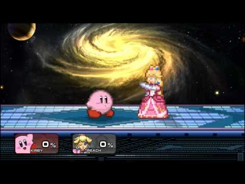 Super Smash Flash 2 v0.9 - All Kirby Copy Abilities